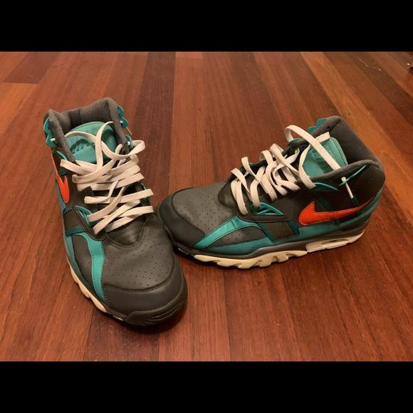 Nike Air Max Bo Jackson 9s Rare Sneaker